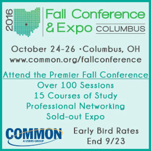 COMMON 2016 Fall Conference